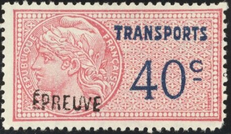 40 centimes transports