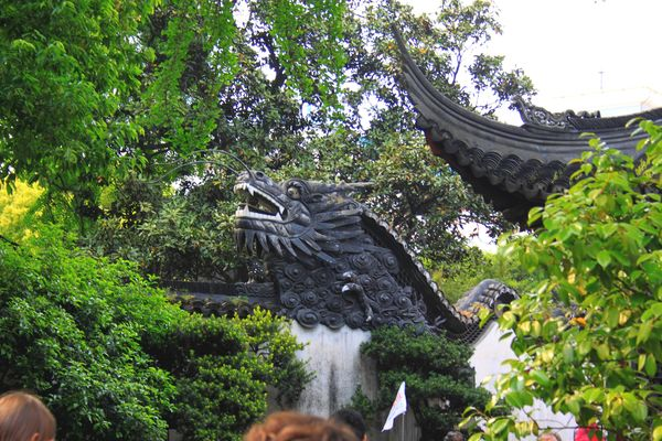 Yu Yuan (Yu Garden ou Jardin Zen) (16)