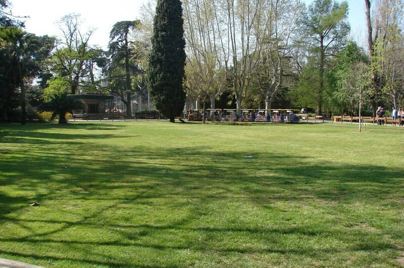 Le jardin olbius riquier au printemps jo tourtit for Jardin olbius riquier