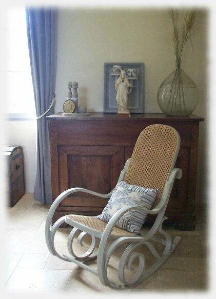 rocking chair adulte 1