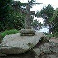 Jardin Delaselle sur l'Ile de Batz
