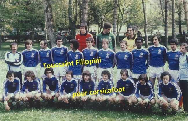 002 1062 - BLOG - Filippini Toussaint - Claude Papi - Equipe France