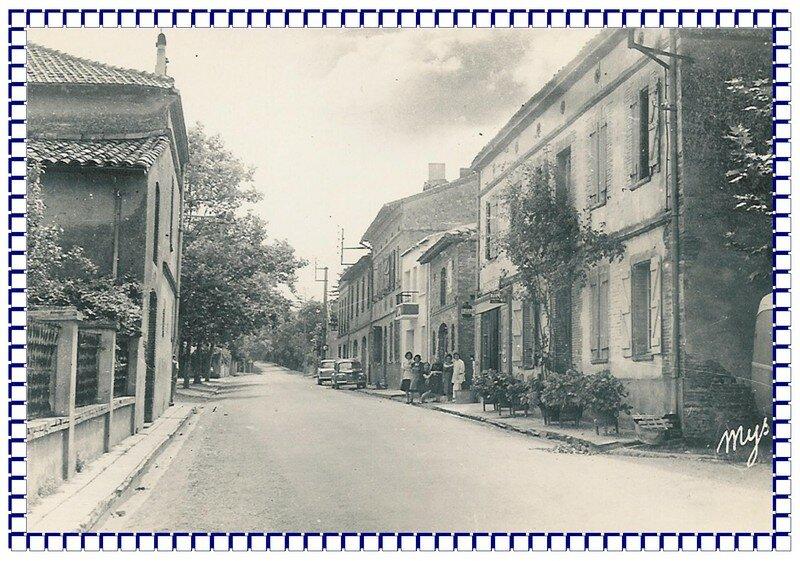 Rue de Bouconne