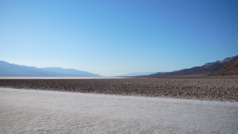 Death Valley; Californie; USA; Bad Water