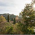 Autour de l'abbaye de fontfroide
