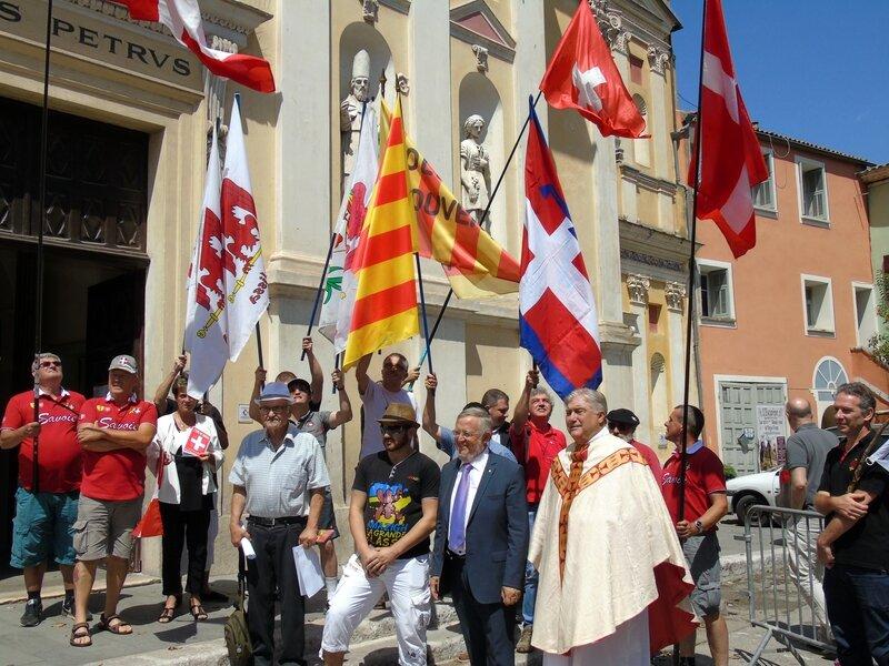 messe drapeaux 2