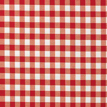 Nappe carreaux rouge et blanc table de cuisine for Carrelage damier rouge et blanc