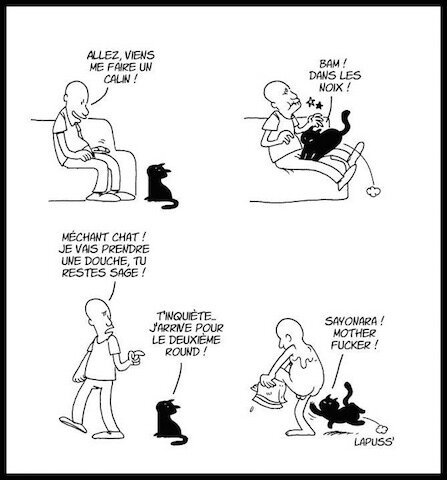 putain de chat tome 2 3