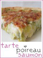 tarte saumon fumé - poireau - index