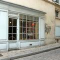 une échoppe à Versailles