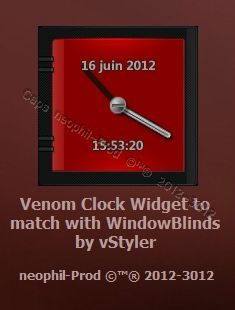 Venom-Clock-Widget_preview