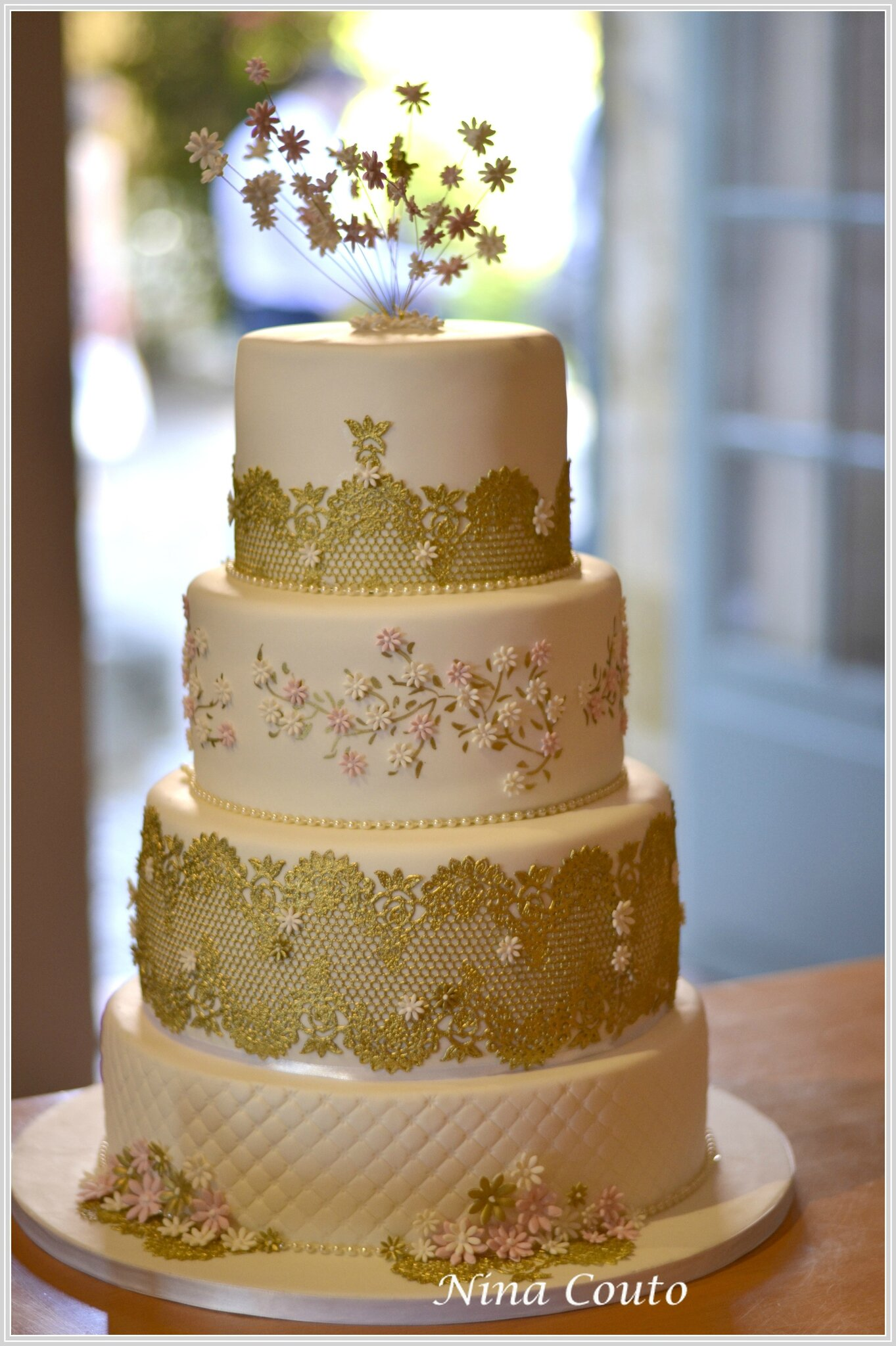 wedding cake blanc doree nina couto1