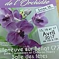 Journées de l'orchidée