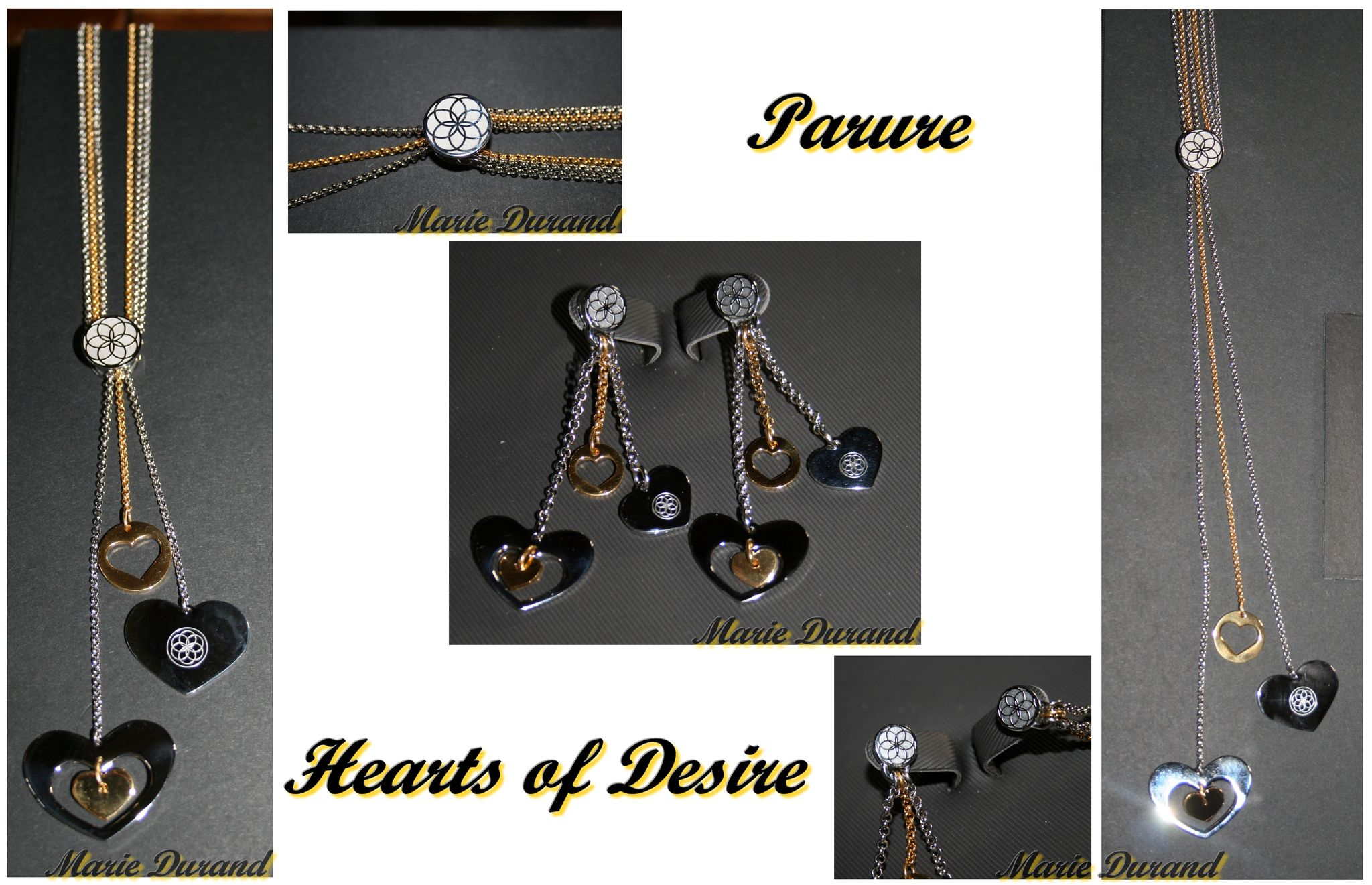 Parure Hearts of Desire