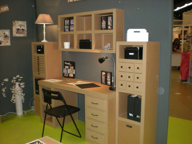 id es de scraproom avec scrap et carton crystalscrap. Black Bedroom Furniture Sets. Home Design Ideas