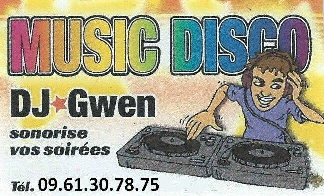 dj gwen