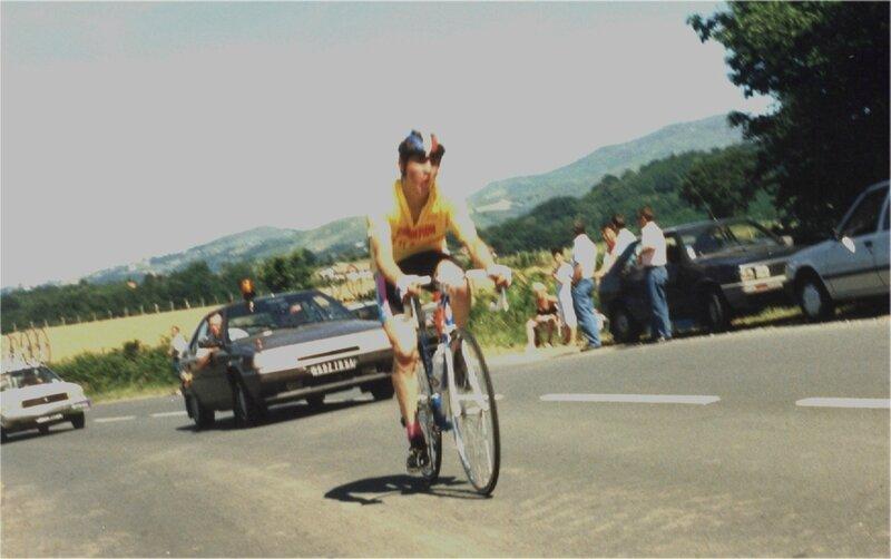 1990 Larressore en tête