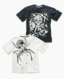 Marc Ecko Cut & Sew Boys Graphic Tee