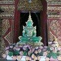 Bouddha, Chiang Mai