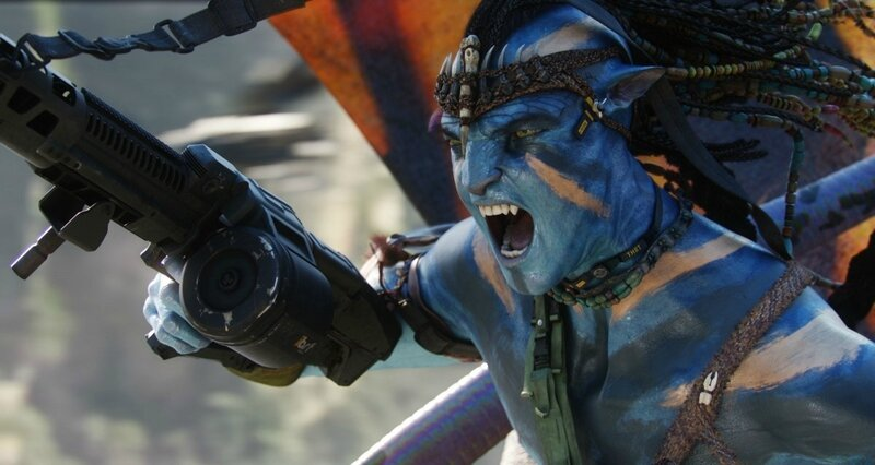 Avatar Movie Making Of