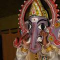 Bal tamoul, cérémonie narlgon de la réunion