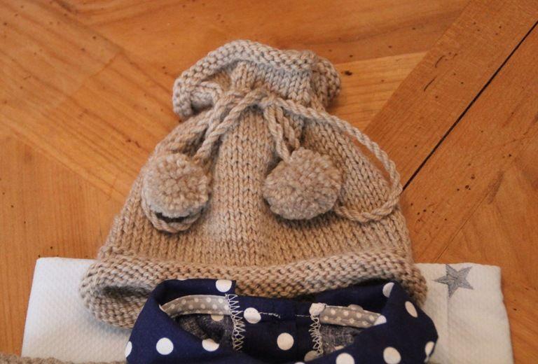 tricoter une maille endroit d'une maille envers