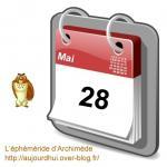 ephemeride-28-mai