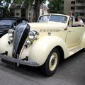 Hudson Terraplane convertible de 1936 (Retrorencard aout 2010) 01
