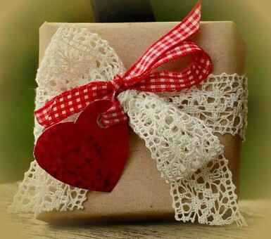 cadeau coeur couture