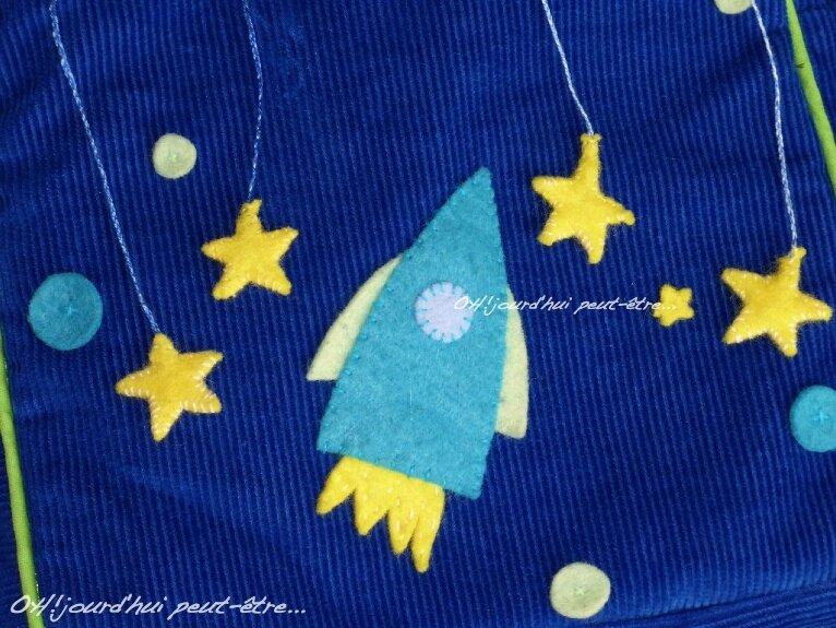 OH! sac a dos étoiles 01