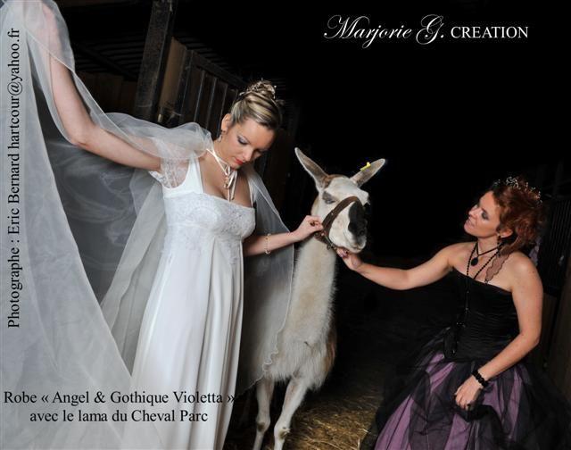Gothique tous les messages sur gothique marjorie g creation corsets robes de mari e lingerie - Salon du mariage la roche sur yon ...