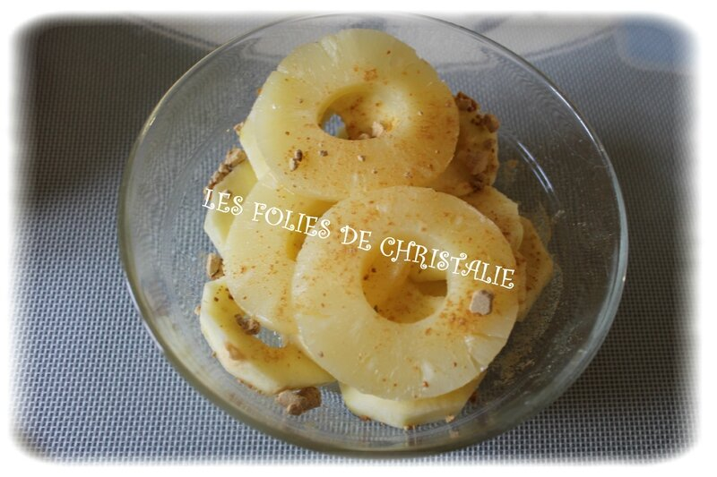 Tarte ananas 1