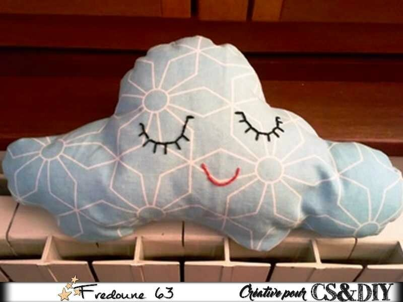 CS&DIY#9 Fredoune nuage