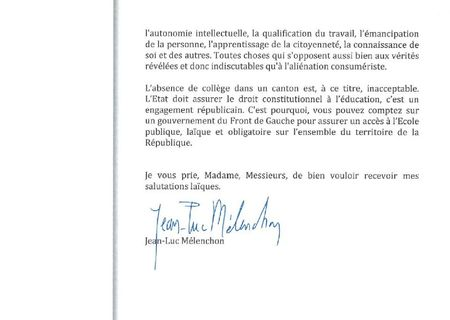 réponse Mélenchon 3