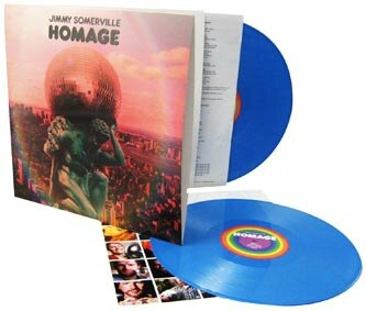 jimmy-somerville-Homage-edition-collector-blue-vinyl