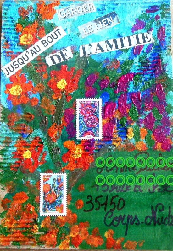 DDmail art jardin