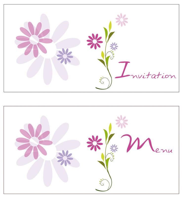 Imprimerie gratuite floral le salon de th le blog for Salon imprimerie