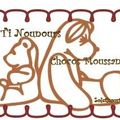 Fribaindises Nounours choco-vanille