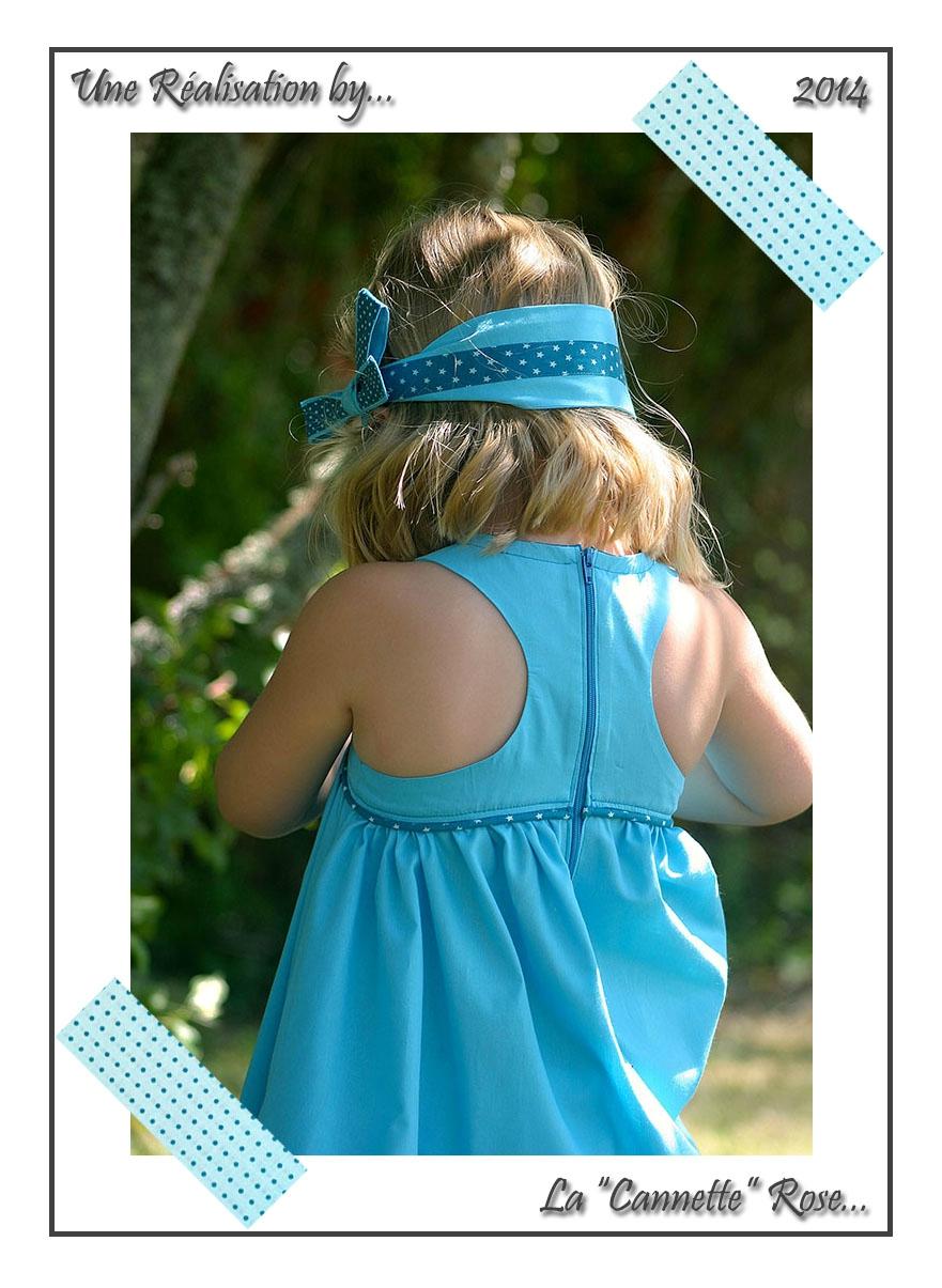 Robe Bleue Juliette 04