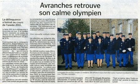 AVRANCHES CAMERA GIE LML 01-02-2012