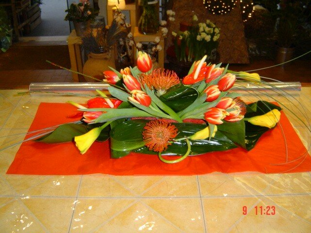 Mariage blog centre de table pour mariage - Centre de table rectangulaire mariage ...