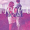 Never never saison #3 de colleen hoover et tarryn fisher