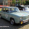 Renault r8 de 1965 (paul pietsch classic 2014)