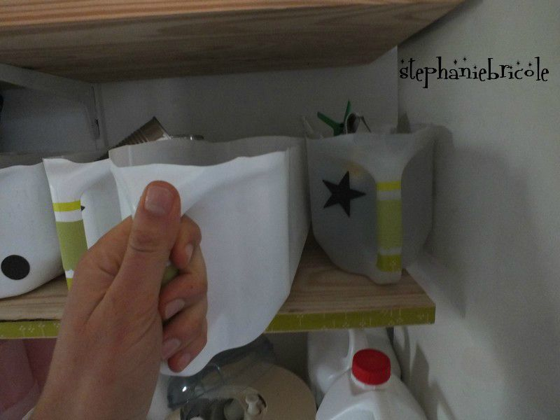 Id es pour ranger un atelier 1 astuce r cup avec les - Trucs et astuces deco recup ...