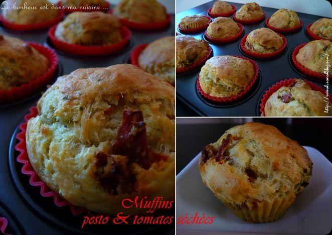 Muffin Pesto