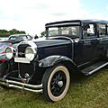 BUICK Series 90 Eight 4door Sedan 1931 Eutingen (1)