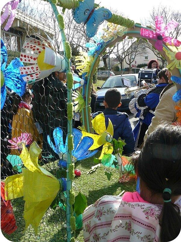 Quartier Drouot - Carnaval 96