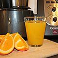Orangeade au cook'in