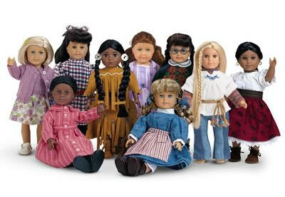 American-Girl-Doll-Collection