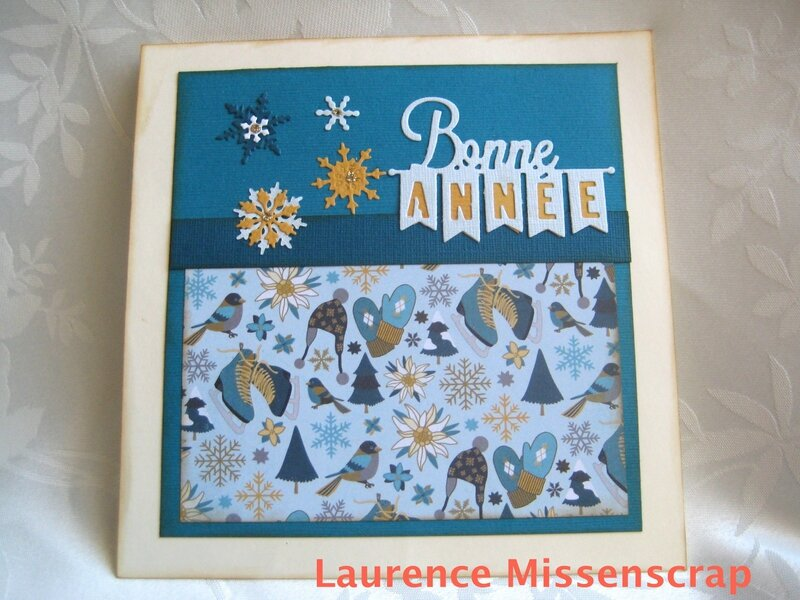 2015-CARTE VOEUX RECUE LAURENCE